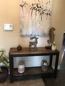 Console table good quality