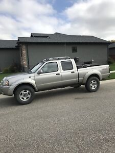 2003 Nissan Frontier, trades considered