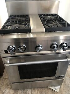 Jenn Aire gas stove - free (pick up only)