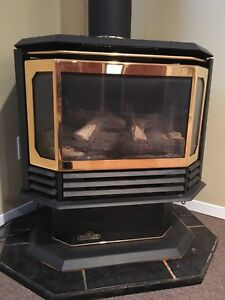 Napoleon Gas Stove Fireplace GDS50