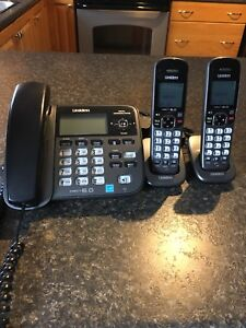 Uniden home phone system