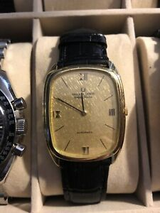 18kt Gold Automatic Swiss Mens Watch