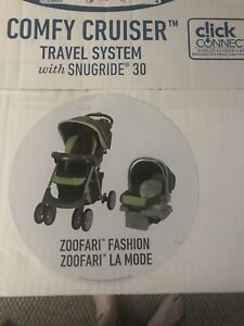 Graco Comfy Cruiser Travel System with Snug Ride 30