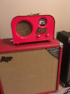 Fender Greta with Matching Cab 350 firm