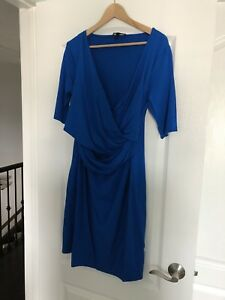 Maternity/nursing dress - size 5 (US 12-14)