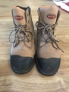 Men's Steel Toe work boots