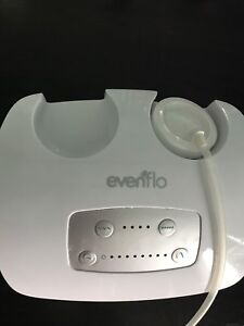 Evenflo double electric breastpump