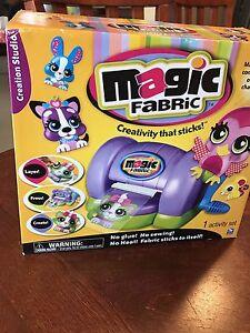 Brand bew toy set-Magic Fabric