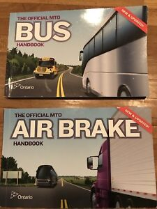 MTO Bus and Airbrake Handbooks