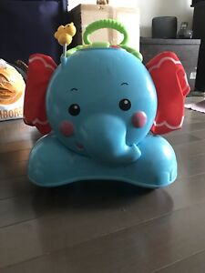 Ride on elephant for kids