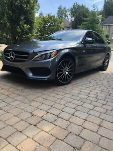2017 C300 Mercedes - lease takeover