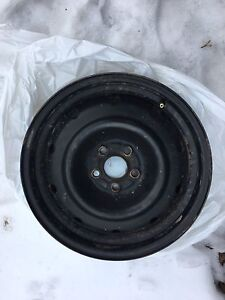 Set of 4 rims 16 inch 5x100