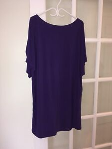 Purple dress great condition 5$