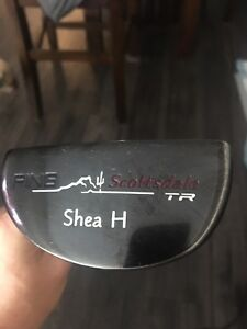 Ping putter for sale (like new)