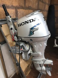 Honda 30HP 4 stroke Outboard
