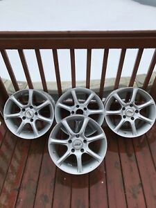 Mags 16 pouces 5x120 HONDA ODYSSEY