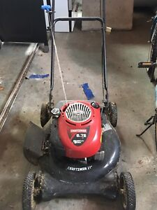 Lawnmore - Craftsman 21 inches - Excellent Condition