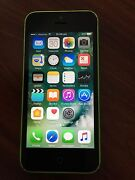 iPhone 5c 32gb unlocked green Innisfail Cassowary Coast Preview