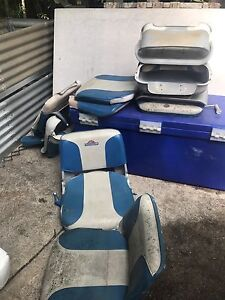 Boat seats 6 Springfield seats Parap Darwin City Preview