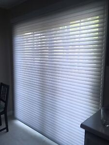 "75"" x 82"" Window roller blind/shade in Excellent condition"