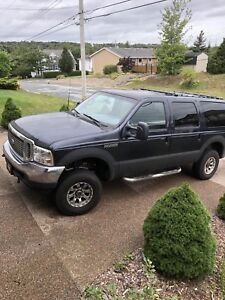 7.3 Ford excursion