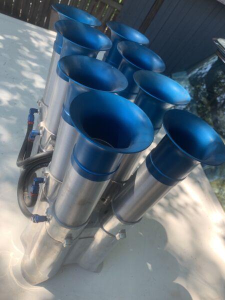 Hot Rod Don Garlits injection | Engine, Engine Parts