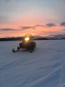 Snowmobile for sale $1800 or best offer