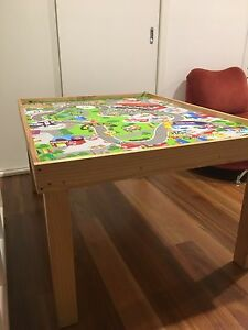 Wooden Table, near perfect condition ($100) Greenfield Park Fairfield Area Preview