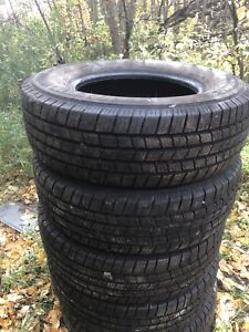 245/75R17 Michelin LTX M/S2 Tires