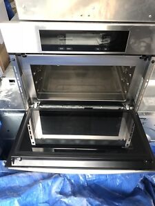 4 piece lightly use Miele ovens and warming drawer