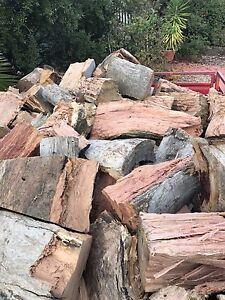 Premium Grade Firewood Red Gum and Grey box Bendigo Bendigo City Preview