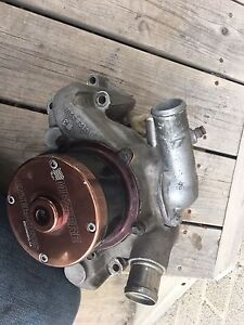 Chevy LT1 electric water pump