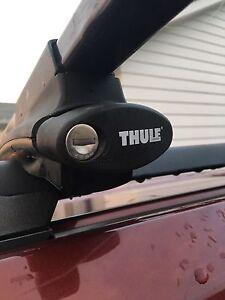 Thule Locking Roof Racks