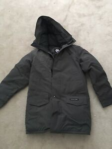 Canada Goose Mens Winter Jacket Parka Grey Gray Small