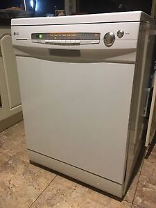 Lg dishwasher (free delivery) Kidman Park Charles Sturt Area Preview