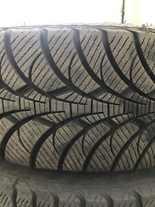 195/65R15 Winter Tires w/Rims