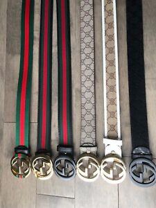 7c89fd5c611 Gucci Louis Vuitton Belts