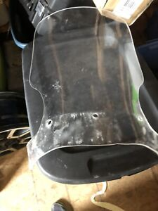 Kawasaki Klr650 tall windshield 1987-2007