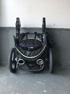 Baby Trend velocity  Jogger stroller + Car seat