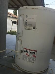 Smart commercial electric water heater