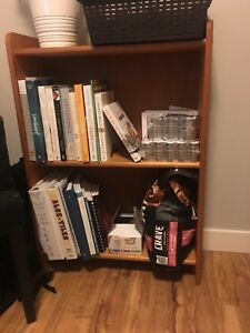 Handmade book shelve