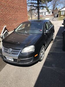 2007 VW Jetta 2.0T 6 Speed  Parts Car