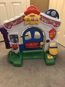 Baby/Toddler Toy House