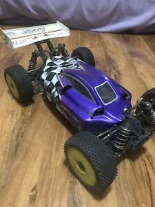 Losi 8ight 1/8 scale electric RC buggy
