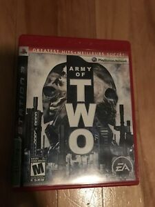 Jeu PS3 Army of two