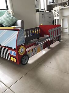 Fire truck toddler bed Catherine Field Camden Area Preview