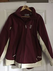 Fila Winter Coat Ladies size XL