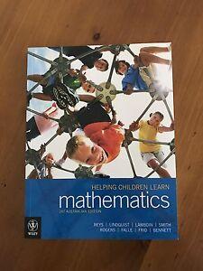 Helping Children Learn Mathematics Text Book Tanah Merah Logan Area Preview