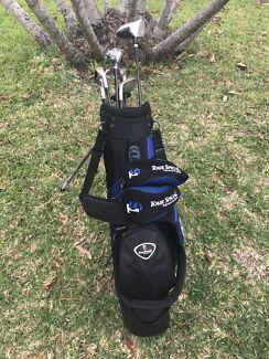 Junior Srixon Tour Special Golf Clubs & Bag EXCELLENT CONDITION!!
