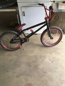 We the people fully custom bmx